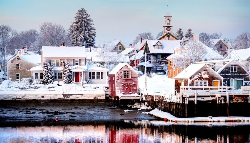 5 Cozy Winter Getaways in the U.S.