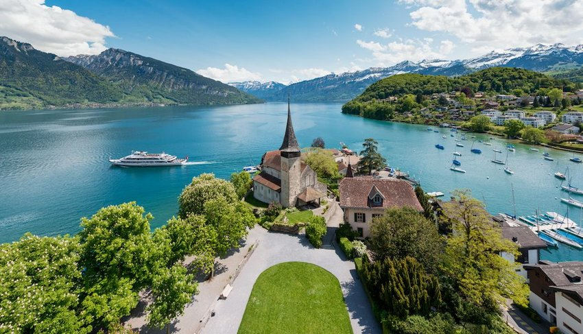 The Cutest Swiss Towns