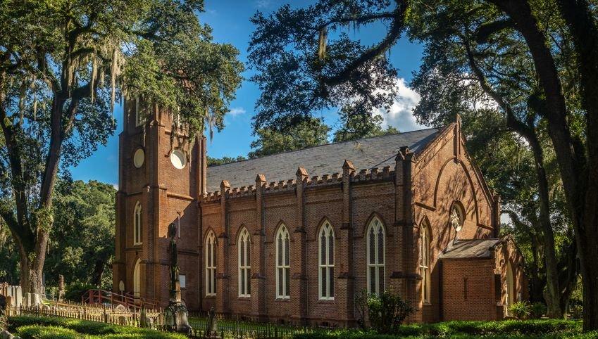 Grace Episcopal Church, St. Francisville, LA