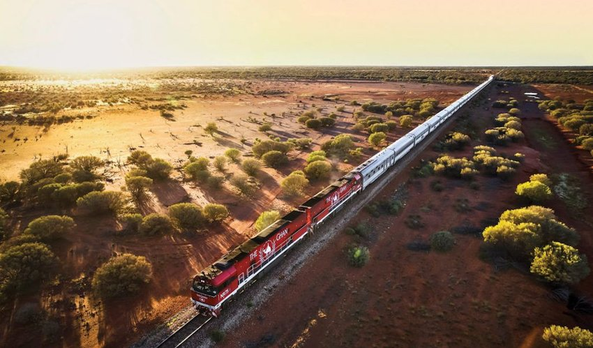 5 Most Luxurious Train Rides
