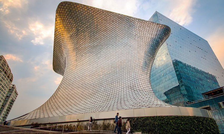 These 7 Museums Are Modern Architectural Marvels