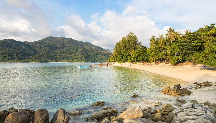 5 Beaches in Thailand You'll Want to Keep a Secret