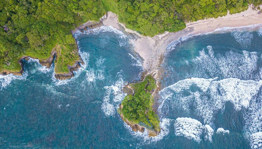 Facing Fear and Learning to Surf in Costa Rica
