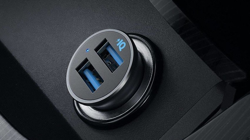 Anker Mini Dual Port Car Charger