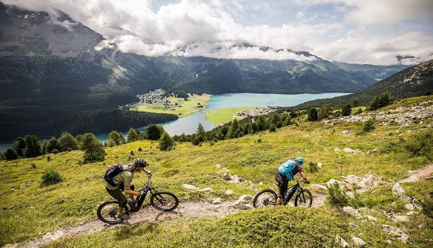 Why an E-Bike Is Perfect for First-Time Mountain Bikers