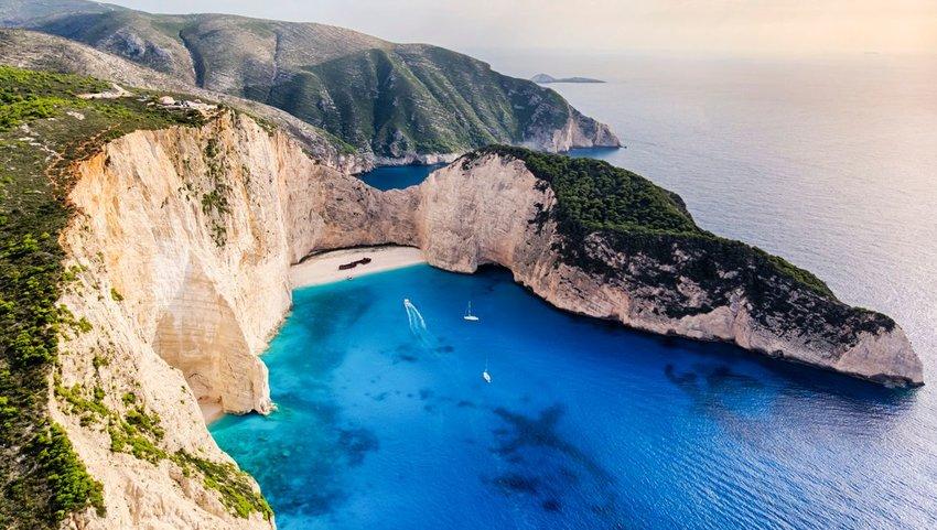 The Hidden Beaches of Greece