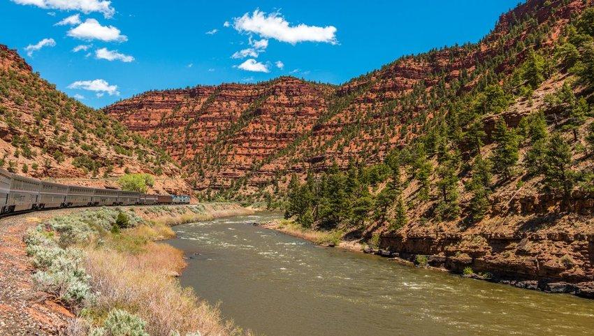 The Most Scenic Train Trips in the U.S.