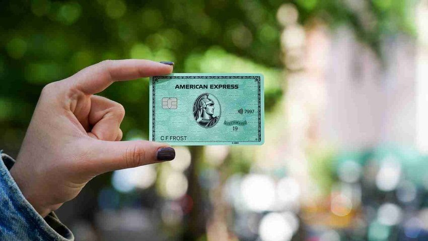 American Express Green Card | Photo: The Points Guy