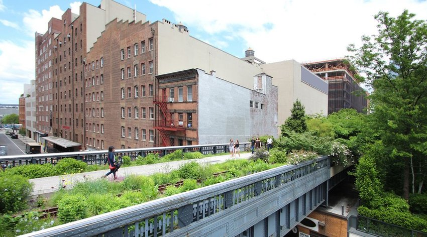 The Best Walk You'll Take in New York City
