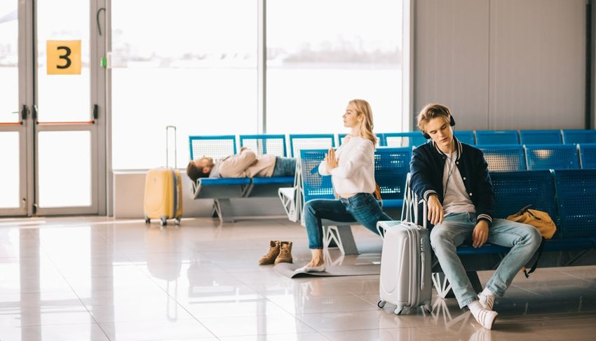 How to Kill Time During a Long Layover