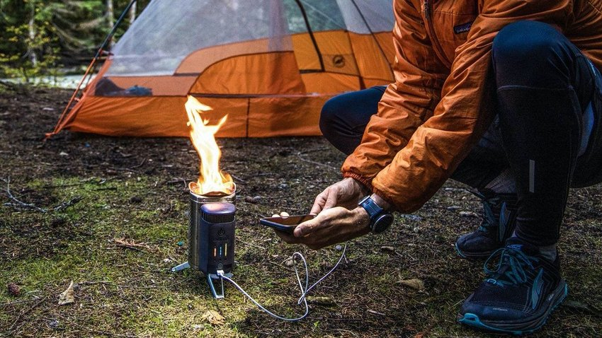 BioLite's Limited Edition CampStove Bundle Helps Fight Climate Change