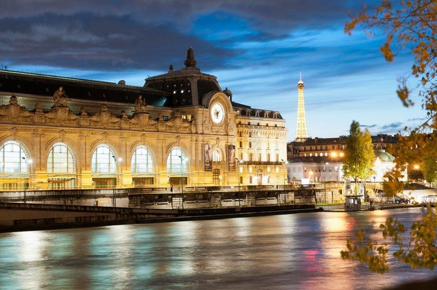Musée d'Orsay | Photo: Ziutograf