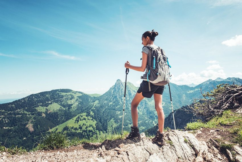 These Trekking Poles Changed the Way I Hike