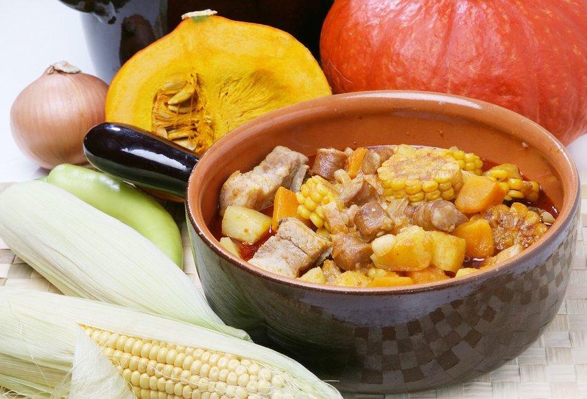 Locro stew