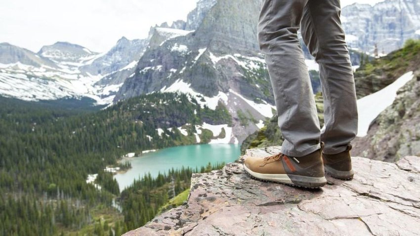 Forsake's Sneakerboots Are Do-It-All Shoes For Adventure Seekers