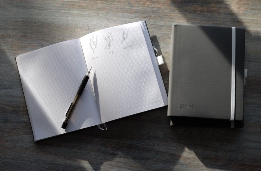 Ghost Paper Adds An Extra Dimension To Your Travel Journal