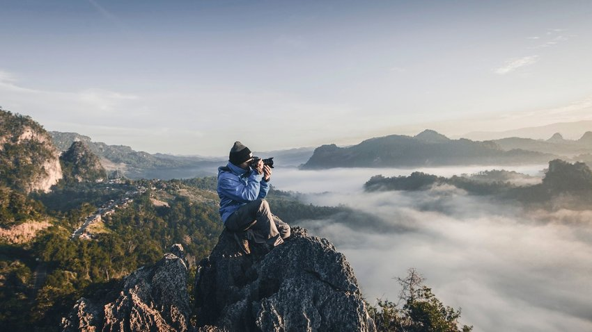 Taking (And Making) Better Photos When You Travel: A Conversation With Photographer Sam Elkins