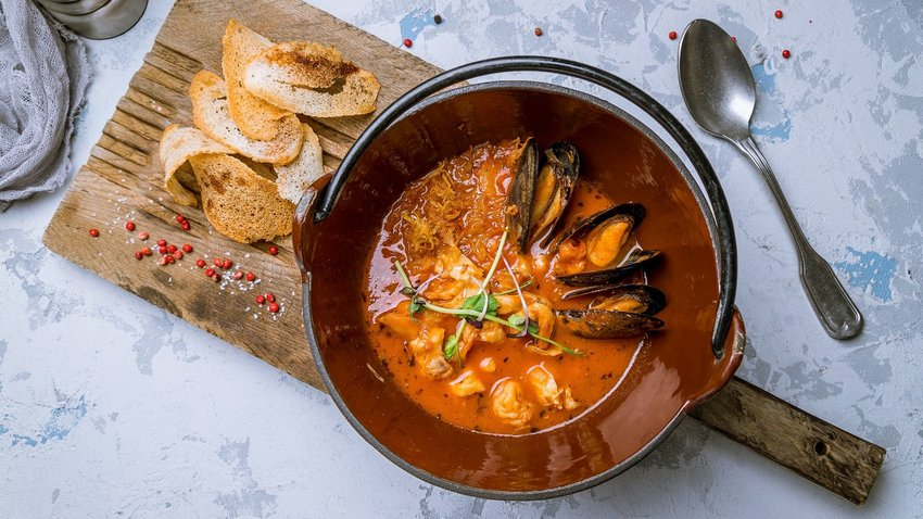 How to Make Bouillabaisse, France's Famous Fish Soup