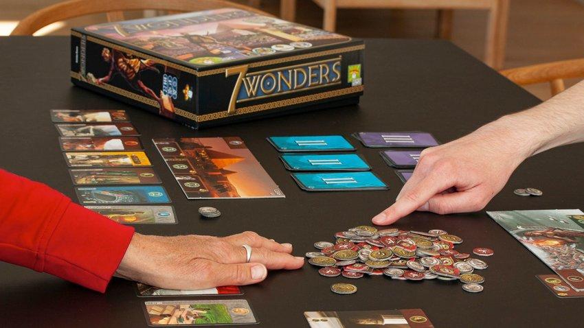 8 Great Board Games for Adventurous Travelers