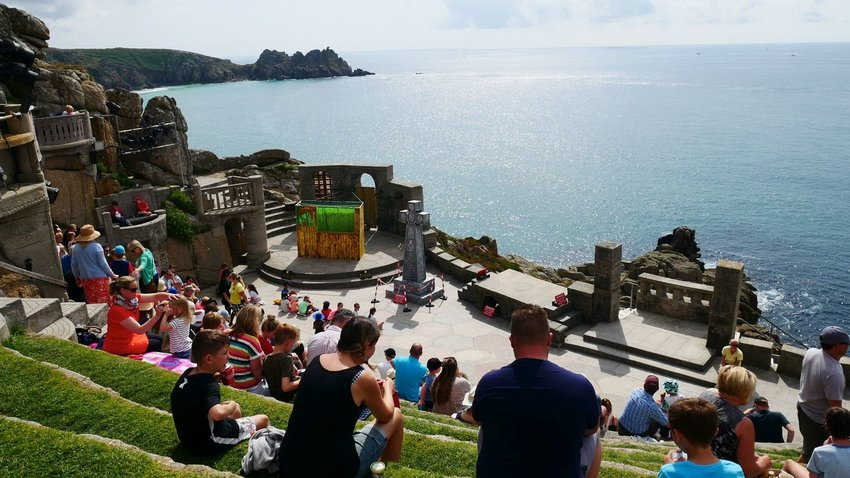 The 7 Most Breathtaking Outdoor Theaters in Europe