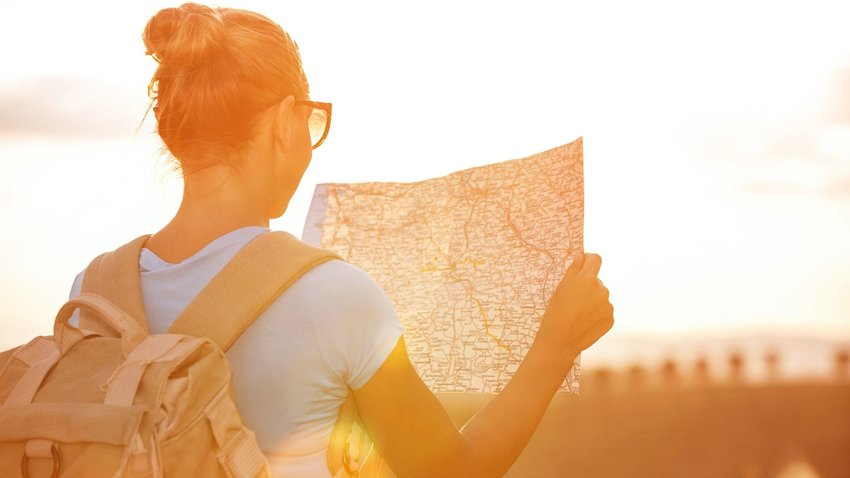 Why the Humble Paper Map Still Has a Place In Your Backpack