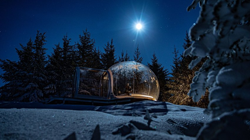 7 Must-See Bubble Dome Accommodations Around the World