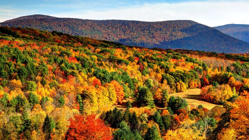 The 8 Best Day Hikes For Fall Foliage in New England