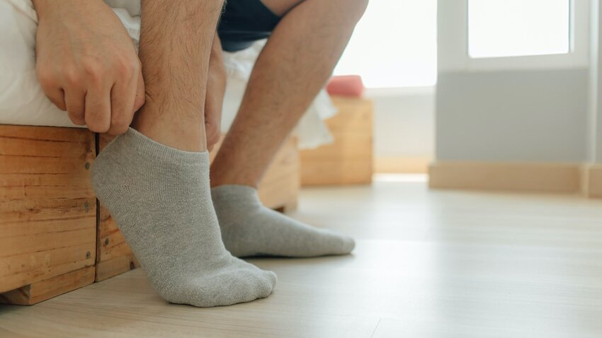 Tight Suitcase? Pack Socks And Underwear That Clean Themselves.