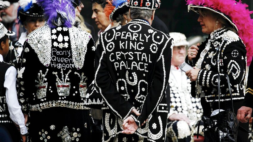 A Guide to the Pearly Kings and Queens of London