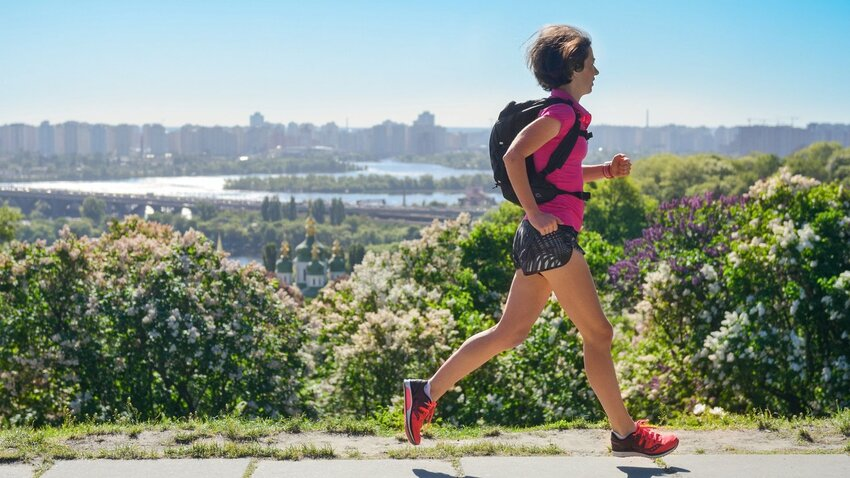 Why You Should Ditch The Car And Run To Work