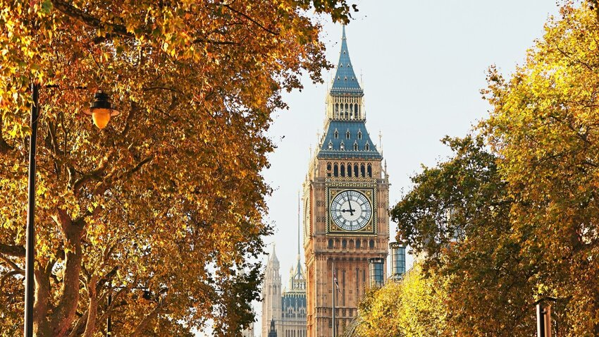 How British Autumn Differs From American Fall