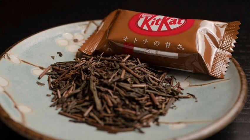Sample Japan's Favorite Snacks, in Kit Kat Form