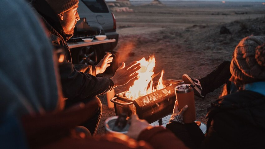 BioLite Made Its Incredible Portable FirePit Even Better