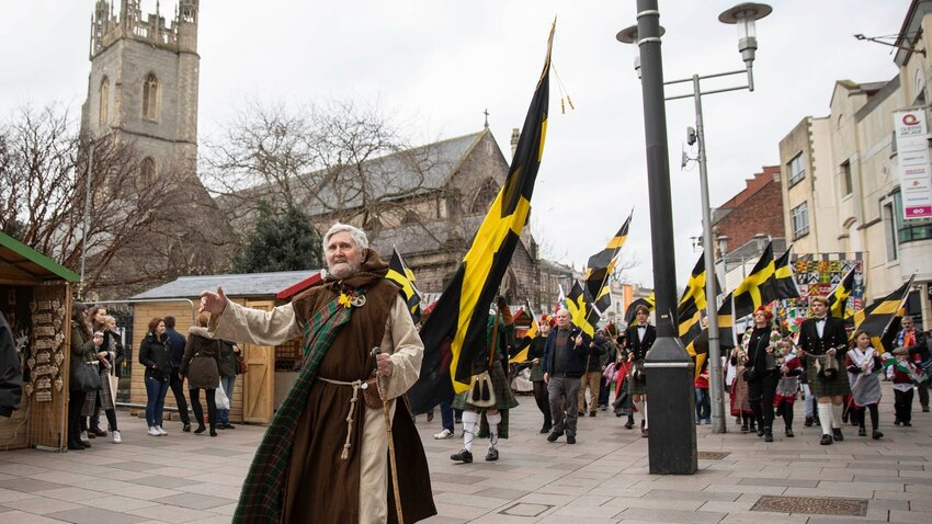 How To Celebrate St. David's Day, Wales' National Holiday