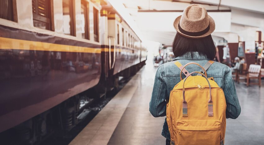 The Best Train Rides to Help You See the World at a Slower Pace
