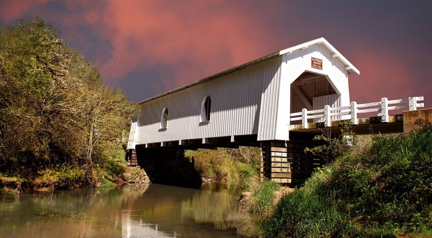 15 Swoon-Worthy Covered Bridges in the U.S.