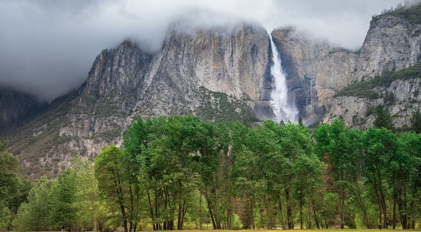 The Best Waterfalls in the U.S.
