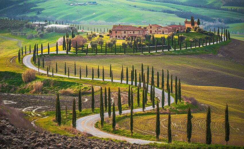 The 5 Best Road Trips to Take in Italy